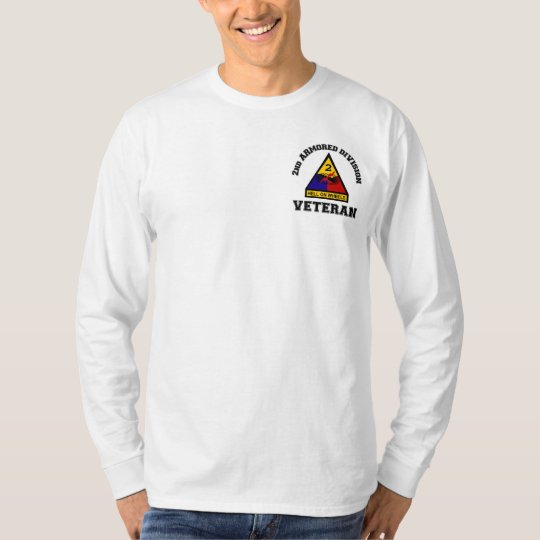 2nd AD Vet - College Style T-Shirt