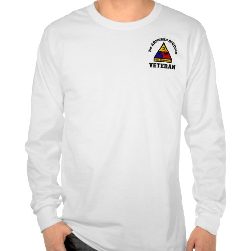 2nd AD Vet - College Style Tee Shirt
