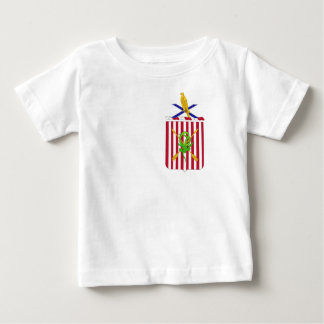 2nd Air Defense Artillery Regimental Coat of Arms Infant T-Shirt