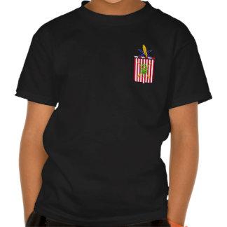 2nd Air Defense Artillery Regimental Coat of Arms Shirts