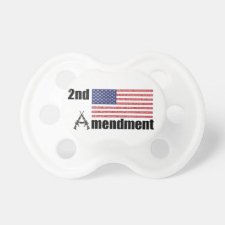 2nd Amendment AR Rifles A and Flag Dummy