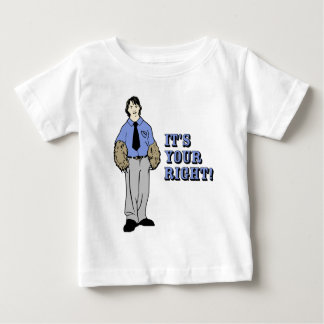 2nd Amendment Bear Arms Baby T-Shirt
