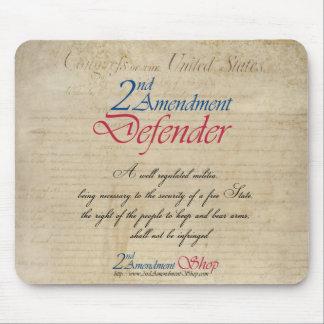 2nd Amendment Defender mouse pads