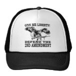 2nd Amendment Eagle Trucker Hat