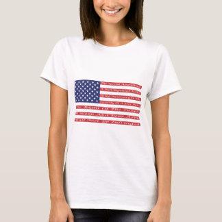 2nd Amendment Flag T-Shirt
