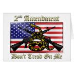 2nd Amendment Greeting Cards