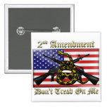 2nd Amendment Pin