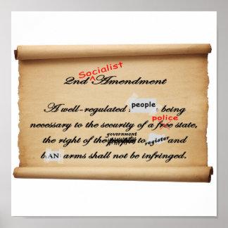 2nd Amendment Posters