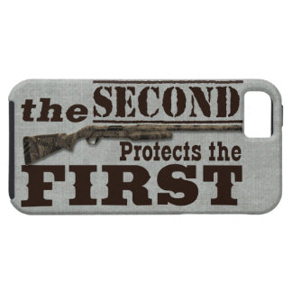 2nd Amendment Protects 1st Amendment Case For The iPhone 5