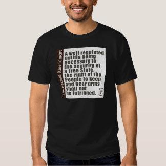 2nd Amendment T Shirt