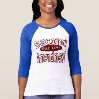 2nd Amendment, TheMoveRight.com T-Shirt