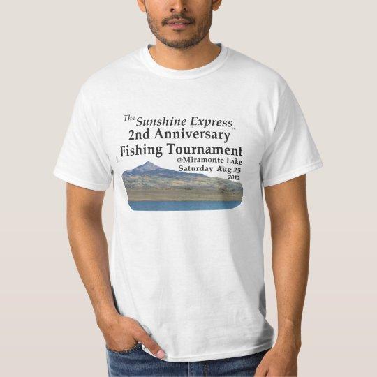 2nd anniversary fishing tourney T-Shirt