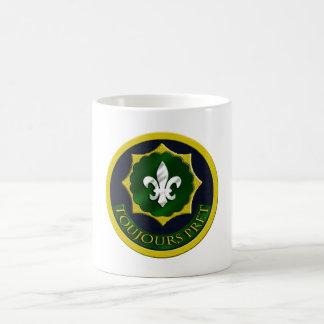 2nd Armored Calvary Regiment Basic White Mug
