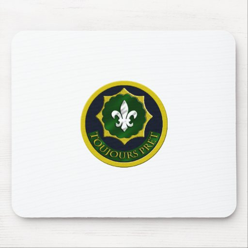 2nd Armored Calvary Regiment Mouse Pad