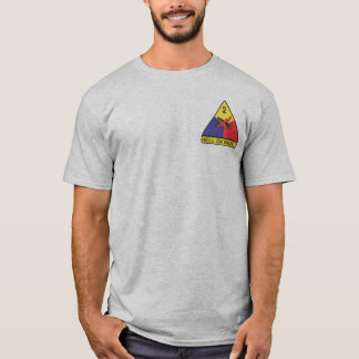 2nd Armored Division (Armor) T-shirts