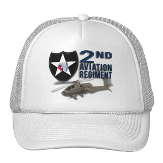 2nd Aviation Regiment - Apache Trucker Hat