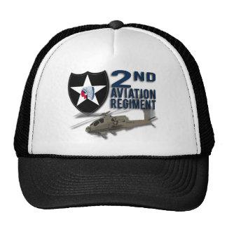 2nd Aviation Regiment - Apache Mesh Hat