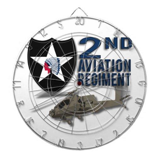 2nd Aviation Regiment - Apache Dart Boards