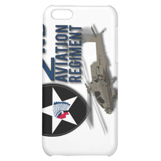 2nd Aviation Regiment - Apache iPhone 5C Covers