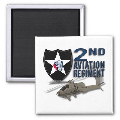 2nd Aviation Regiment - Apache Magnets
