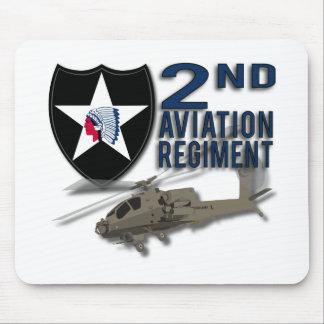 2nd Aviation Regiment - Apache Mousepad