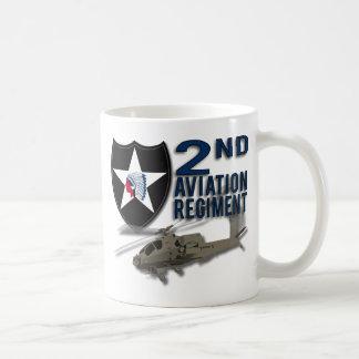 2nd Aviation Regiment - Apache Coffee Mugs