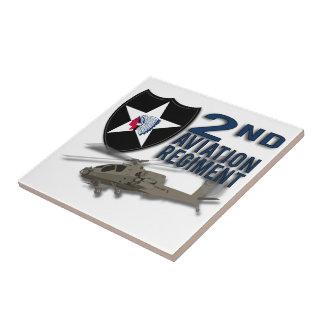 2nd Aviation Regiment - Apache Tile