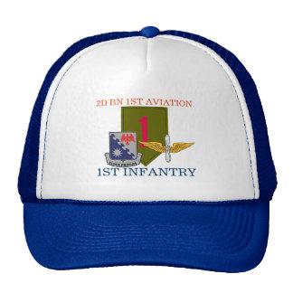 2ND BATTALION 1ST AVIATION 1ST INFANTRY HAT