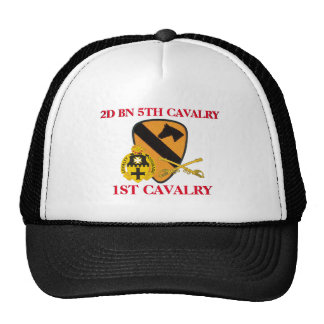 2ND BATTALION 5TH CAVALRY 1ST CAVALRY HAT