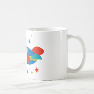 2nd Birthday Airplane Coffee Mug