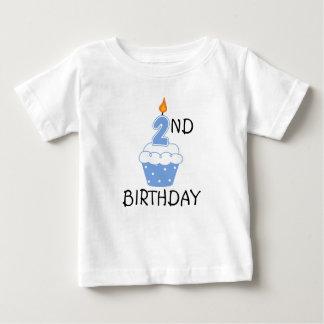2nd Birthday Baby Bodysuit