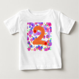 2nd  birthday balloons baby T-Shirt