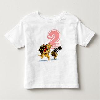 2nd Birthday Big Bear Tshirt