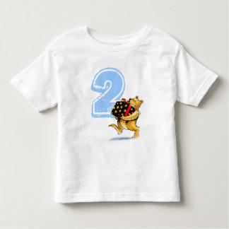 2nd Birthday Big Bear T Shirts