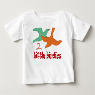 2nd birthday birds baby T-Shirt