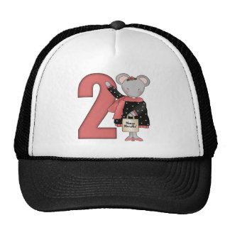 2nd Birthday Mouse Cap