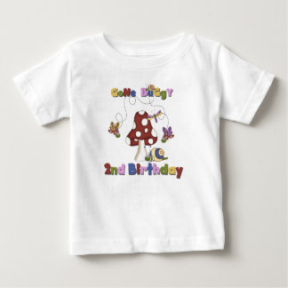 2nd Bug Birthday Baby T-Shirt