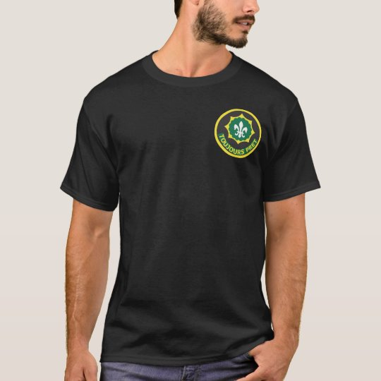 2nd Cavalry T-shirts