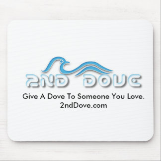 2nd Dove Mousepad