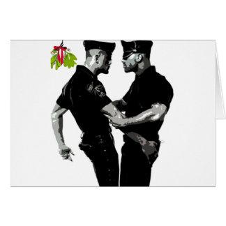 2nd Gay of Christmas Card