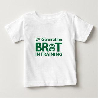 2nd Generation Brat in Training T Shirt