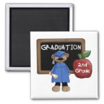 2nd Grade Graduation Magnet