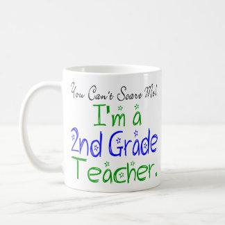 2nd Grade Teacher Mug