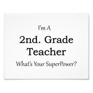 2nd. Grade Teacher Photograph