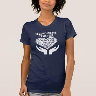 2nd Grade Teacher T-Shirt