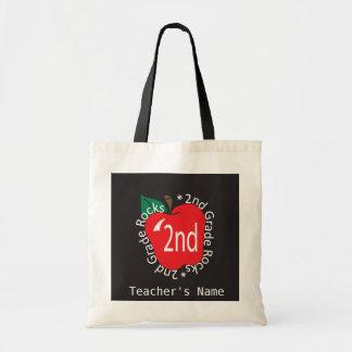2nd Grade Teachers Rock Bag