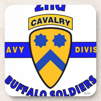 2ND HEAVY CAVALRY DIVISION BUFFALO SOLDIERS COASTER
