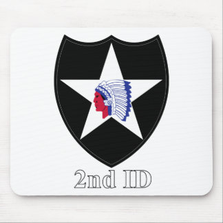 2nd infantry Division - 2 Mouse Pad