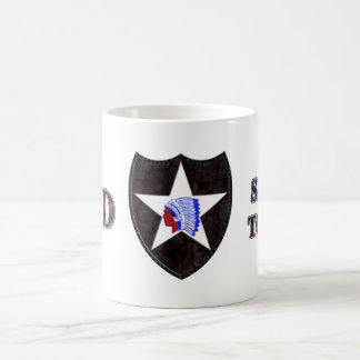 2nd Infantry Division Coffee Mug