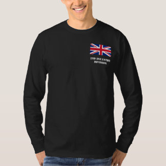 2nd Infantry Division - U.K. Long Sleeve Tee